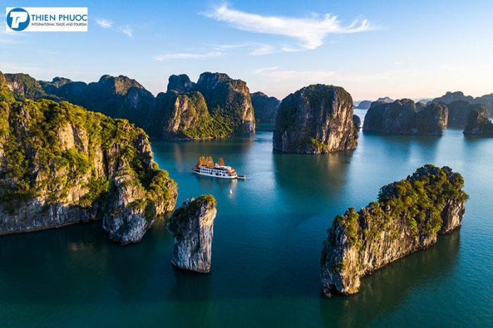 Hà Nội – Vịnh Hạ Long – Đảo Tuần Châu 3 ngày 2 đêm