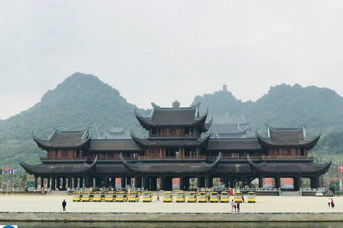 Hà Nội – Chùa Tam Chúc – Ngũ Động Thi Sơn 1 ngày