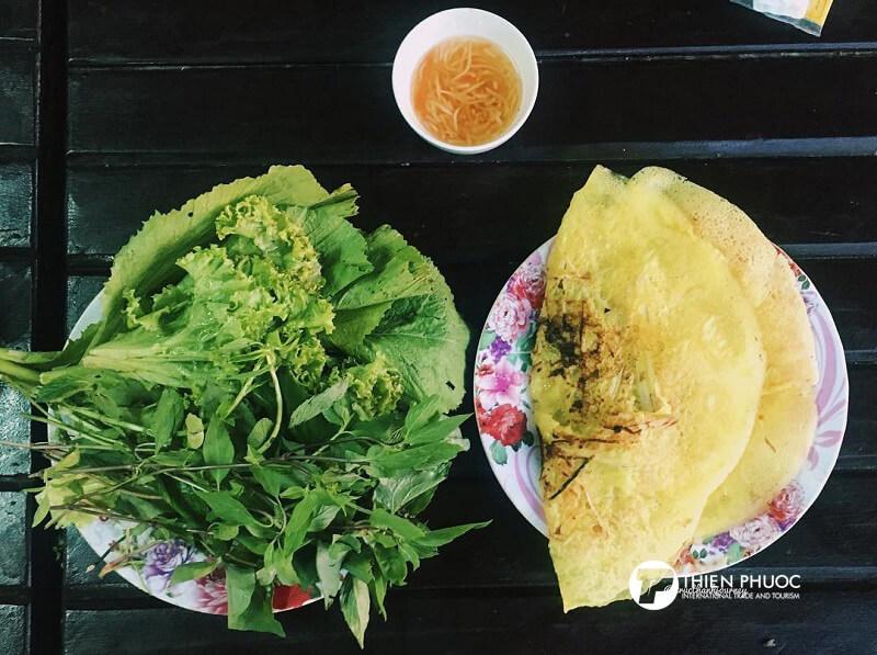 Những món ăn bình dân tại Côn Đảo