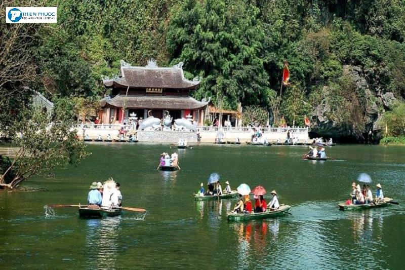 Kinh nghiệm du lịch Chùa Hương đầu năm mới