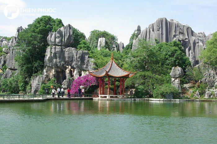 DU LỊCH TRUNG QUỐC : CÔN MINH- ĐẠI LÝ LỆ GIANG – SHANGRI-LA / ĐƯỜNG BAY 6 NGÀY 5 ĐÊM