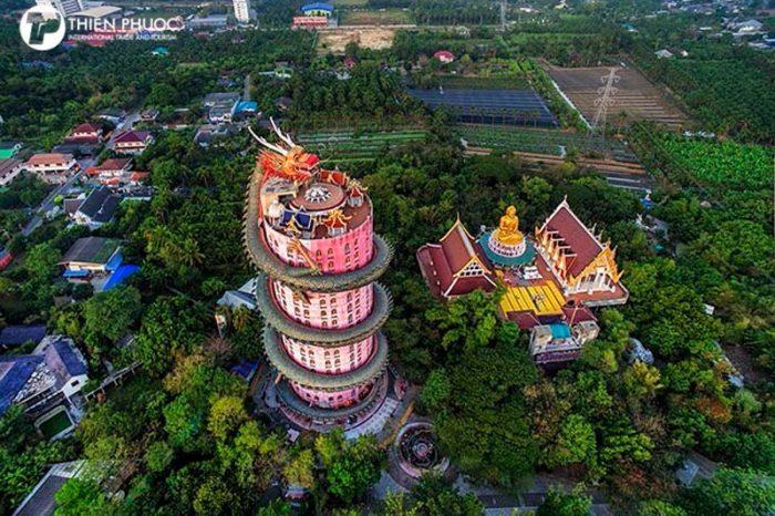Du lịch Thái Lan – Bangkok – Pattaya ( 5 Ngày 4 Đêm)