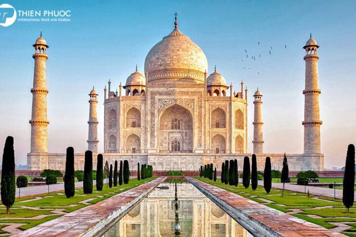 Hà Nội – Ấn Độ: Khám phá xứ sở sắc màu Delhi – Agra – Jaipur 6 ngày 5 đêm