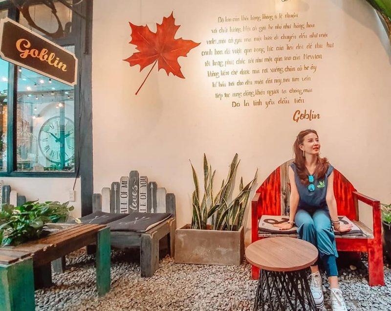 Quán cafe check-in siêu đẹp tại Đà Nẵng