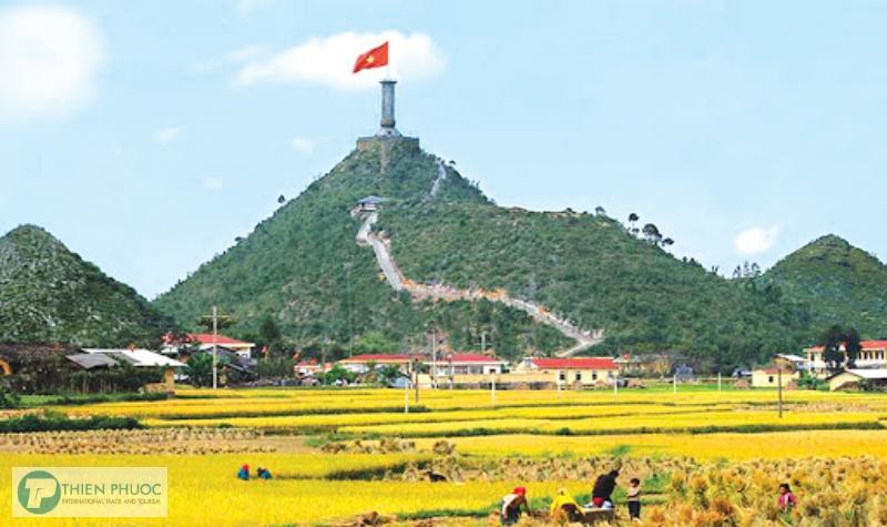 Khám phá Cột cờ Lũng Cú tại Hà Giang