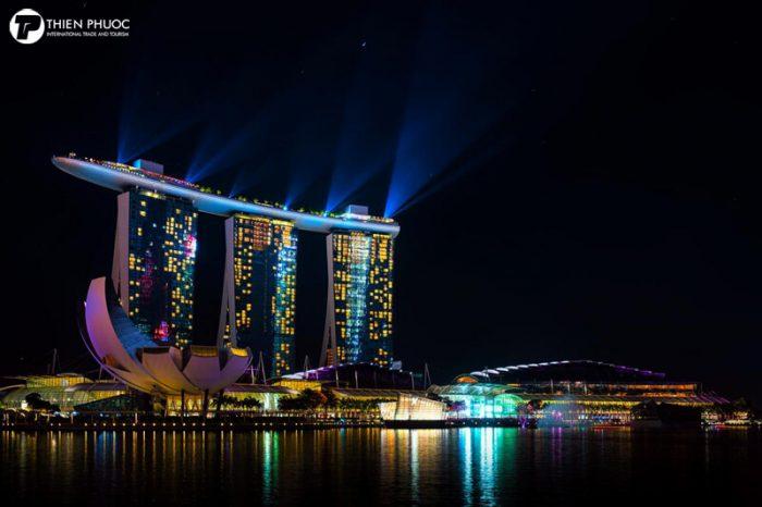 HÀ NỘI – SINGAPORE – MALAYSIA 6N5Đ