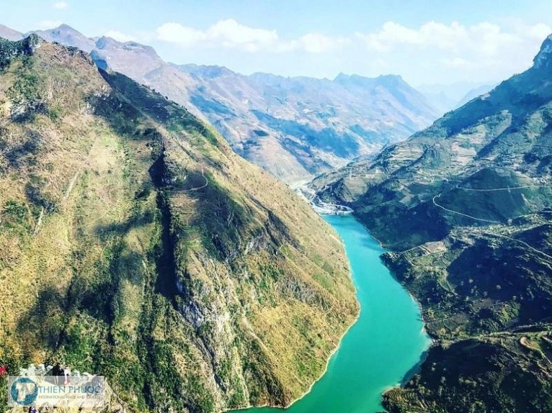 Sông Nho Quế vẻ đẹp thiên nhiên ban tặng