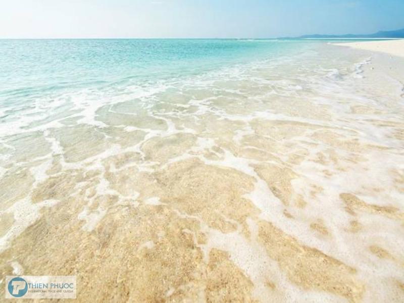 Top 5 bãi biển đẹp nhất Nhật Bản