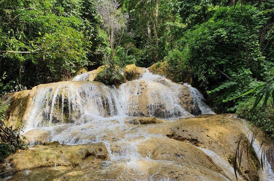 Thác Hiêu – giữa núi rừng Pù Luông, Thanh Hóa