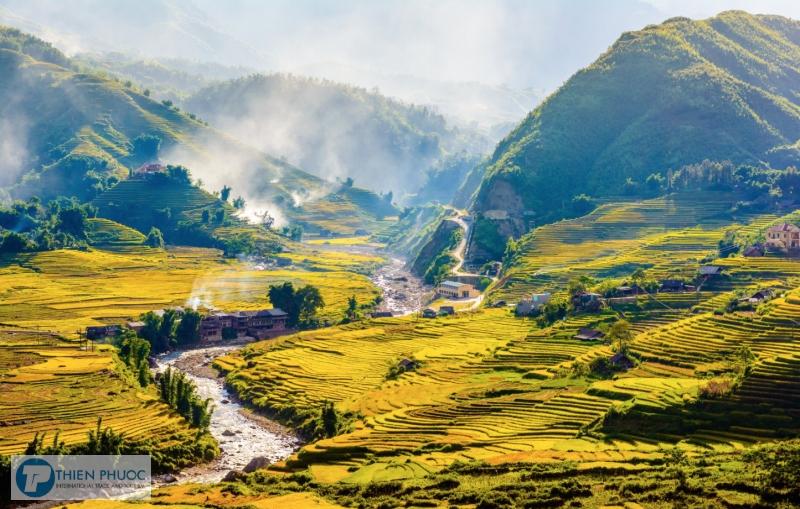 Gợi ý những địa điểm  đẹp nhất trong chuyến du lịch Sapa
